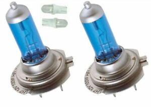 Kit Ampoules spectra H7 2 ampoules 100w 2 veilleuse T10/5w RACE SPORT