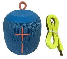Ultimate Ears UE WONDERBOOM Wireless Waterproof Bluetooth Speaker - Subzero Blue