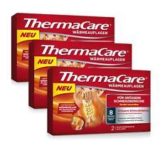 THERMACARE Wärmepflaster für größere Schmerzbereiche 3x2 Stück 3x PZN 11851913