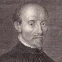 Portrait XVIIIe Paolo Sarpi Philosophe Historien Théologien Astronome Ecrivain