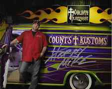 HORNY MIKE COUNTING CARS SIGNED AUTOGRAPH 8X10 PHOTO W/ PROOF