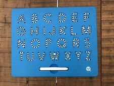 Kid O A To Z Magnatab Magnetic Board