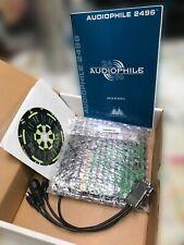 Audiophile 2496 24 bit/96 kHz PCI Digital Recording Interface with MIDI