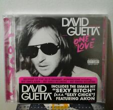 New sealed David Guetta : One Love CD (2009)