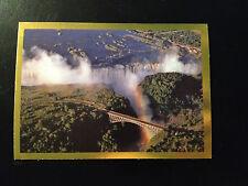 ALDI Panini Die Welt in FARBE 5 Sticker auswählen aussuchen National Geographic