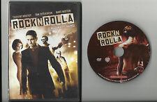 ROCKNROLLA - ROCK N ROLLA - DVD – GUY RITCHIE – GERARD BUTLER