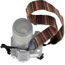 Adjustable Camera Shoulder Neck Belt Strap for All DSLR Cameras Nikon Canon Sony