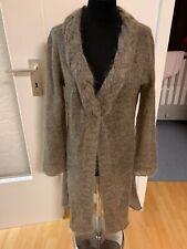 Avanche Collection Mantel Strickjacke Lang Gr:S-M-L Mohair Lane Wolle