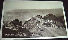 Sky Line Drive Canon City Colorado On The Denver & Rio Grande Postcard 1911