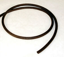 NEOPRENE  Rubber TUBING, 3mm ID with 1.5mm wall. by the meter - free postage