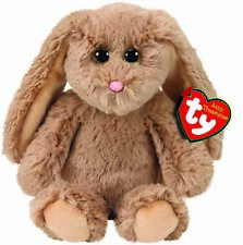 Ty Beanie Babies Attic 67017 Adrienne the Rabbit Buddy