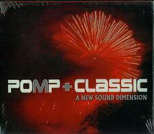 Pomp & Classic   CD-SAMPLER   A NEW SOUND DIMENSION ( NEU/OVP)