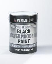 Cementone Bitumen Black Paint 1L