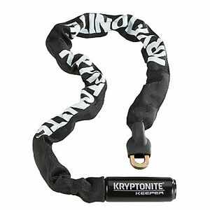 Kryptonite Keeper 785 Integrated Chain Mountain Bike/Road/Race/MTB Security Lock