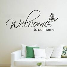 explosion large wall English poetry proverbs export wall stickers Hot Sale