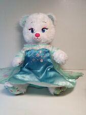 """Build A Bear 16"""" Disney Frozen Fever Sparkle Elsa Soft Plush Toy with clothes"""
