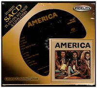 Audiophile AF SACD 167 America - America SEALED #101