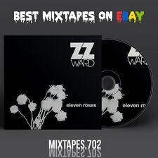 Zz Ward - Eleven Roses Mixtape (CD/Front/Back Artwork Tracklist)