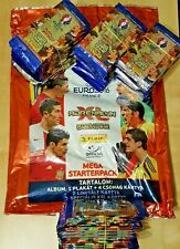 Album and 100 packs (600 cards) UEFA Road to Euro 2016 ADRENALYN XL PANINI