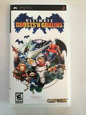 Ultimate Ghost 'N Goblins - Sony PSP - Replacement Case - No Game