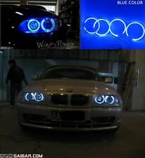 4x Excellent CCFL Angel Eyes kit For BMW E87 E88 (1 Series) 2004-2011 Blue