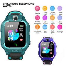 Водонепроницаемый дети Умные часы Анти-потерянный сейф Gps трекер SOS вызова для Android