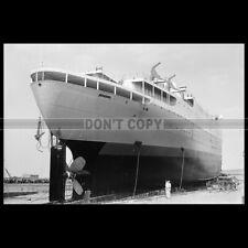 Photo B.002233 SS MAASDAM HOLLAND AMERICA LINE 1952 PAQUEBOT OCEAN LINER