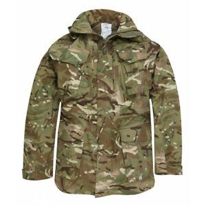 Genuine British Army PCS MTP Windproof Combat Smock Military Camo Cadet CCF ACF