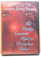 Darkly Luminous Fight for Persephone Parker audio book 11 CDs Hieber fantasy new