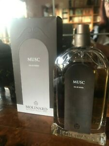 !!! Musc by Molinard EDT 100 ml Used