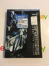 Transformers: Revenge of the Fallen (DVD, 2009, 2-Disc Set) w/Slipcover - New