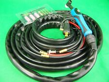 WP18F Water Cooled 8 mtr 35/50 Water Cooled TIG Torch Bobthewelder  OZZY Seller