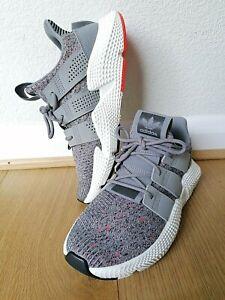 Women Adidas Prophere Grey Running  Trainers Size UK 6