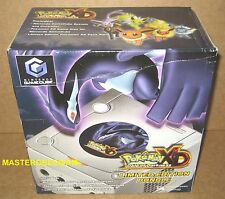 Nintendo GameCube Pokemon XD Limited Edition Bundle Console (NTSC) New Sealed