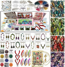 Beginners Jewellery Making Hobby Craft Kit