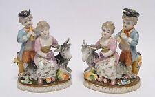 Porzellan-Figuren mit Jungen-Motiv