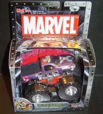 2002 Maisto Marvel Motorized Mega Trucks Series1 The Mighty THOR MIB in box