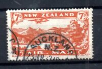 New Zealand 1931 7d Airmail good used SG550 WS16674