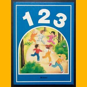 1 2 3 Un livre pour apprendre à compter Valériane 1988