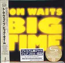 TOM WAITS-BIG TIME-JAPAN MINI LP SHM-CD Ltd/Ed G00