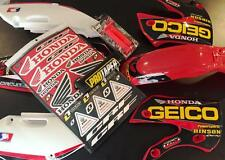 Klx 110 02-09 kx 65 02-16 Kawasaki Geico Honda Graphics kit