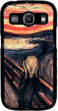 Cover per Samsung Galaxy ACE 4 con stampa L'urlo di Munch