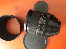 Pentacon Six, Carl Zeiss Sonnar, 180 mm, 2.8 MC