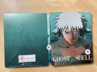Ghost in the Shell (Steelbook) DVD Disc Manga