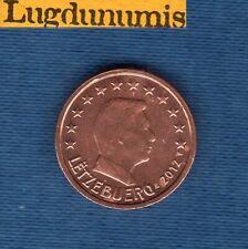 Luxembourg 2012 2 centimes d'euro SUP SPL provenant de rouleau - Luxembourg