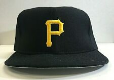 New Era Authentic Diamond Collection Pittsburgh Pirates Fitted Wool Cap 7 1/8