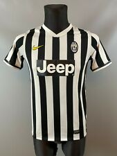 JUVENTUS 2013/2014 HOME FOOTBALL SOCCER SHIRT JERSEY BOYS NIKE SIZE XL