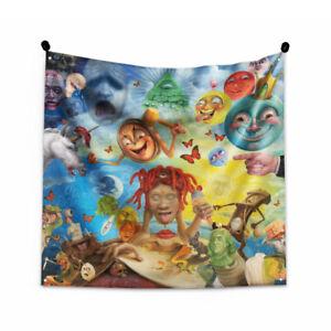 "Trippie Redd ""LIFE'S A TRIP"" Art Music Album Poster Tapestry Flag 3FT/4FT"