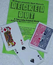Decked Out -- Mark Mason killer color changing deck routine!  Look!         TMGS