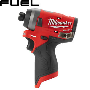 Milwaukee M12FID 12V Fuel 2 Impact Driver – Body Only
